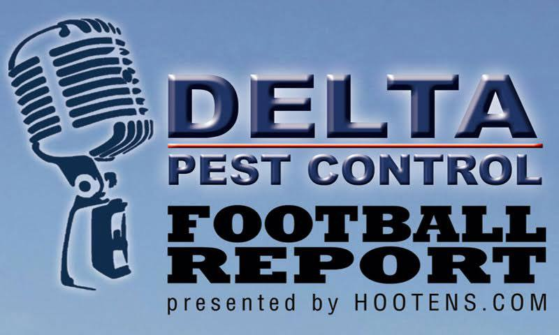 Delta Pest Football Report Week 11 Classes 3A and 2A