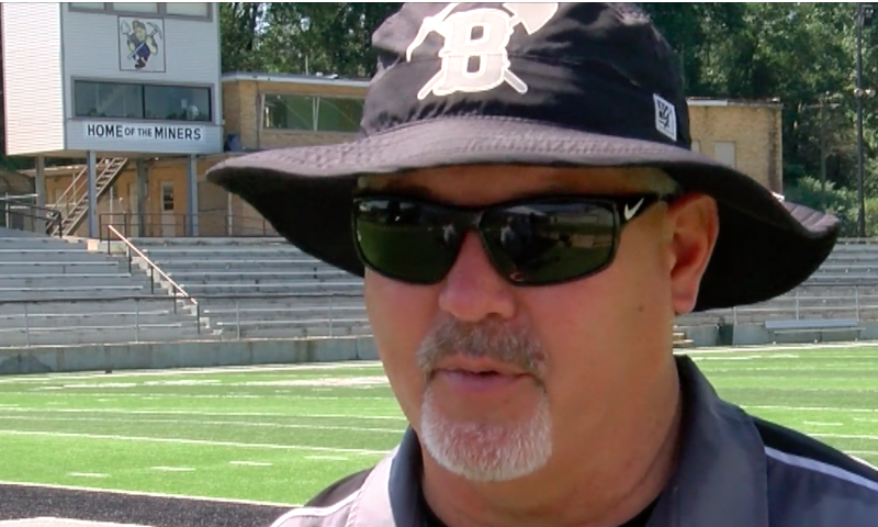 Bauxite's Patton on Jr High Player Development