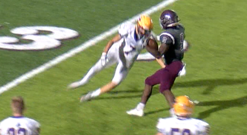 LR Catholic 35, Benton 28