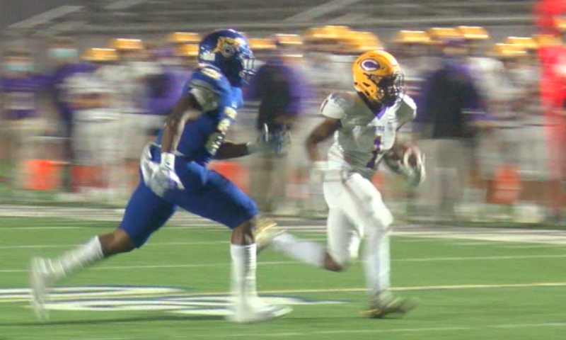 North LR 34, LR Catholic 7