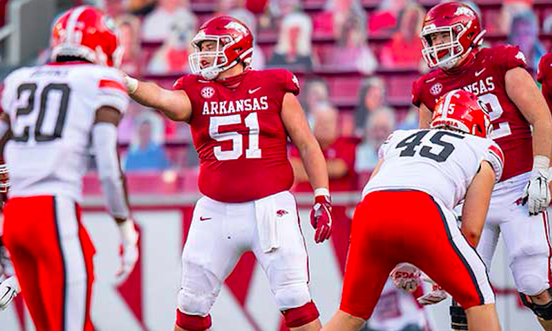 HOGS: Saturday scrimmage open to fans