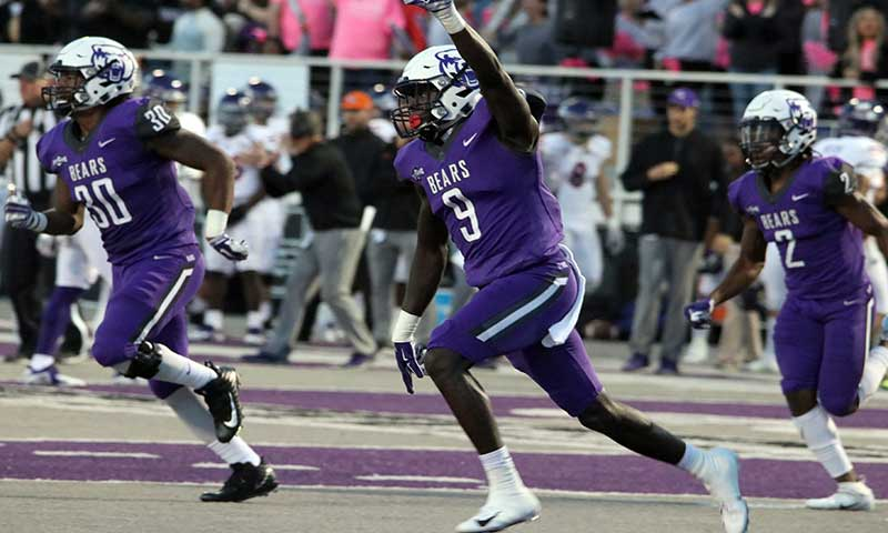 UCA signs nine in-state stars