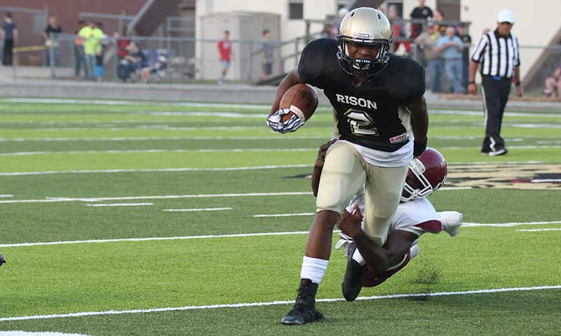 RECRUITING: Rison more than UA commit Chavis