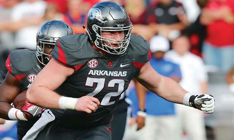 Hogs: Ragnow lost as injuries mount; notes