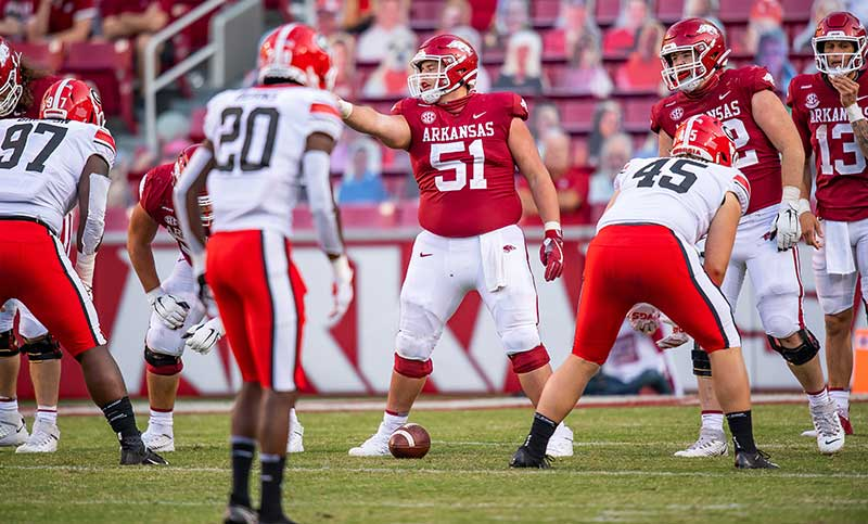 HOGS: Smith ready to run; notes