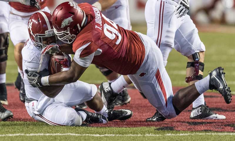 Hogs: Underdog Mizzou coach regrets player's smack