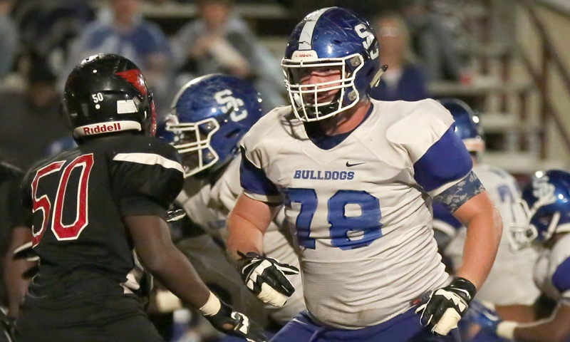 Recruiting: Star City lineman Capps shines brightest among talented senior class