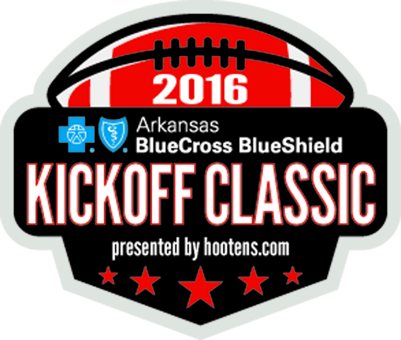 Eight teams that won 81 games last fall battle during Arkansas Blue Cross and Blue Shield Kickoff Classic