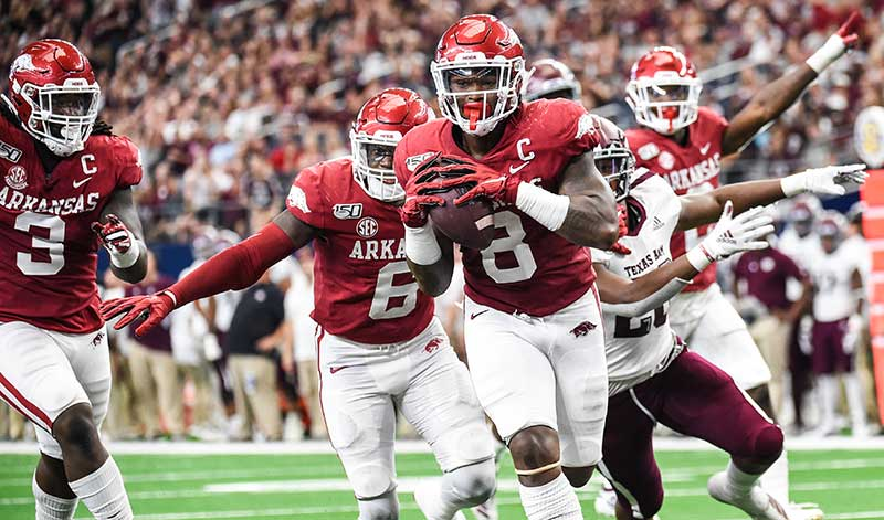 HOGS: Defenders honored; notes