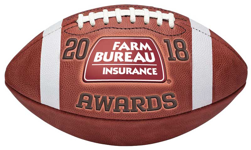 2018 Farm Bureau Insurance Awards finalists