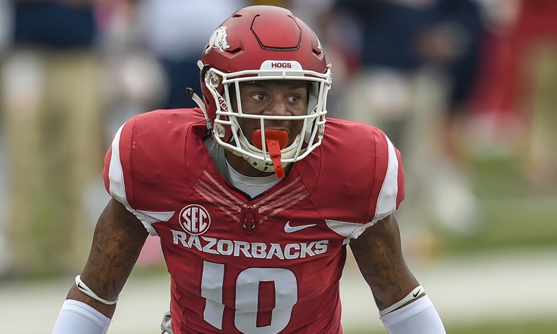 Hogs: rave reviews continue for LB Ramsey; closed scrimmage Saturday; notes