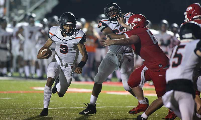 RECRUITING: Ashdown at Malvern loaded with recruits