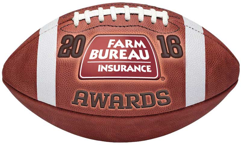 2016 Farm Bureau Insurance Awards watch lists