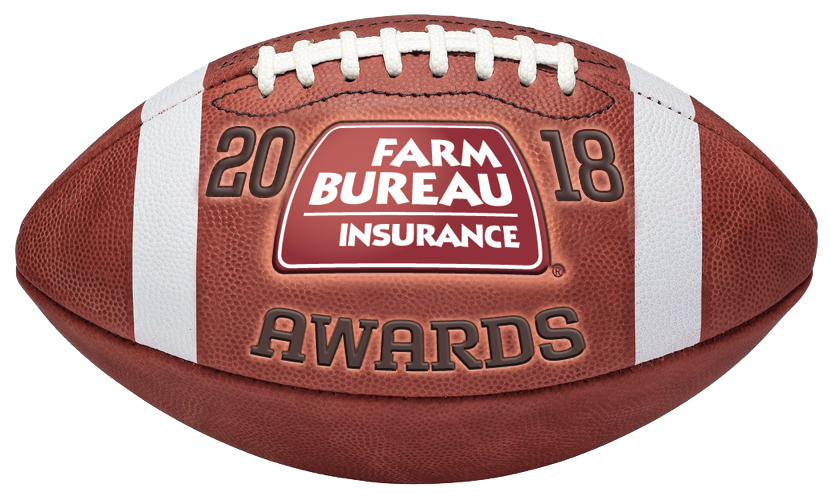 Farm Bureau Insurance Awards winners