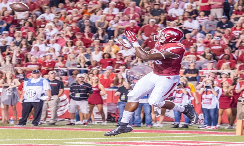 #17 Hogs vs. #10 A&M:  Key matchups start w/Sprinkle