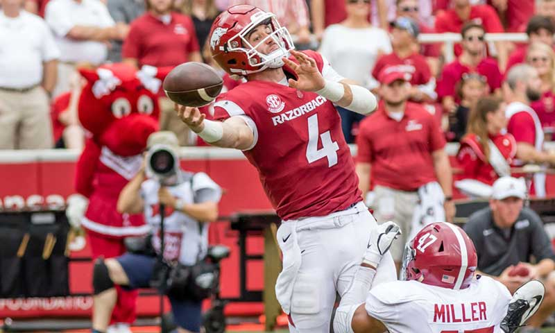 HOGS vs WKU and Ty Storey preview