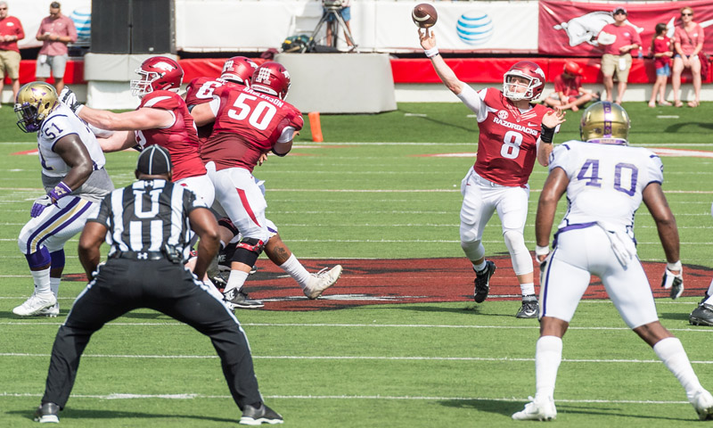#16 Hogs vs. #1 Bama: another close loss not the goal