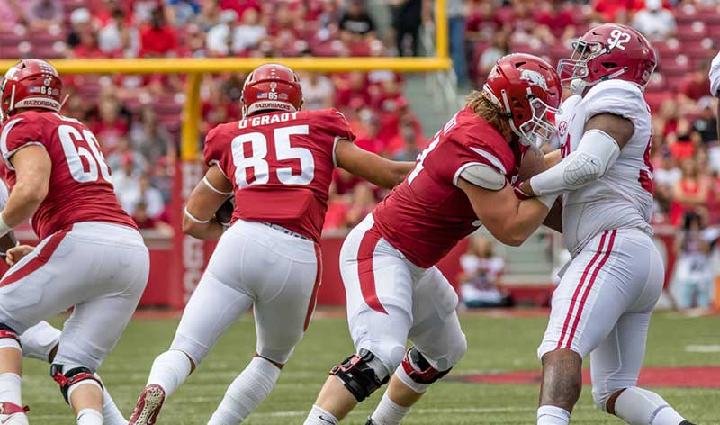 HOGS: O'Grady to play; more notes