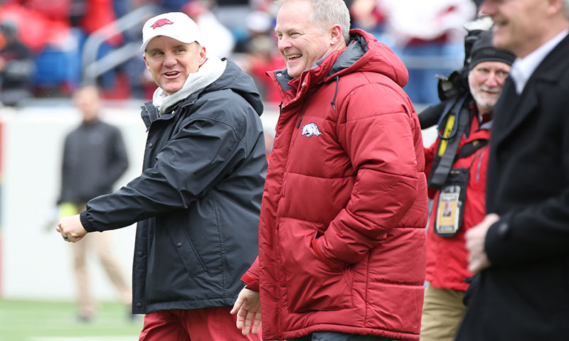HOGS: AD Yurachek starts search
