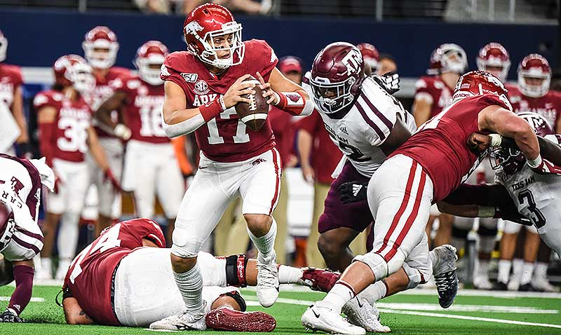 HOGS: Starkel OK; youngsters drill; notes