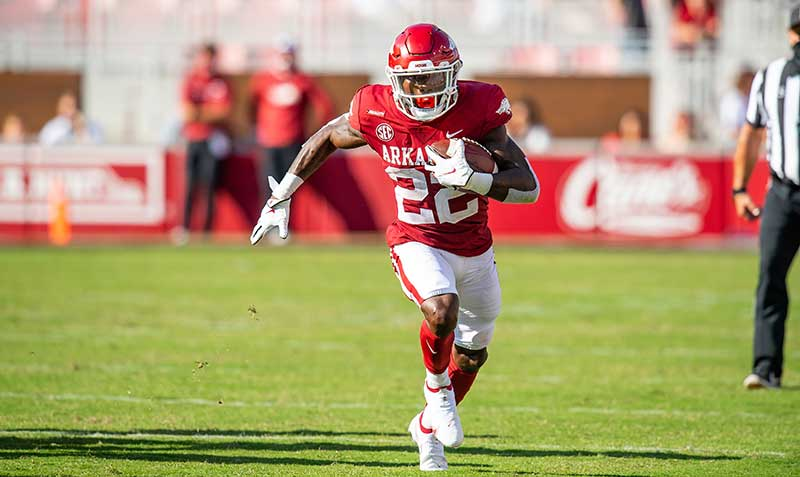 HOGS to target Burks more; Notes