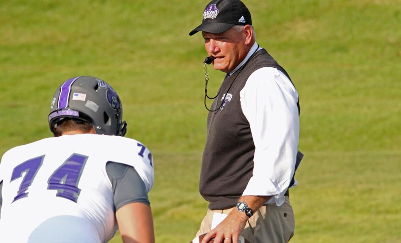 Campbell's UCA Bears scrimmage Saturday