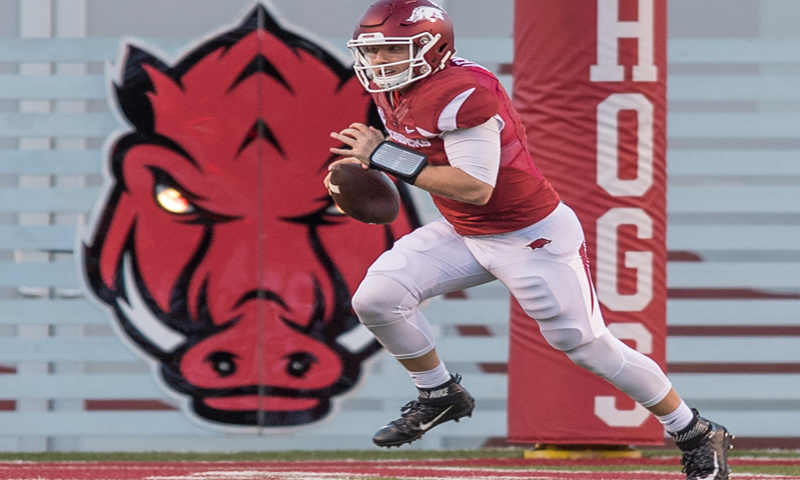 Hogs ready to silence cowbells, finally beat MSU
