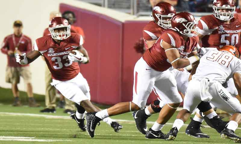 Hogs vs. #21 Auburn: stakes high for both