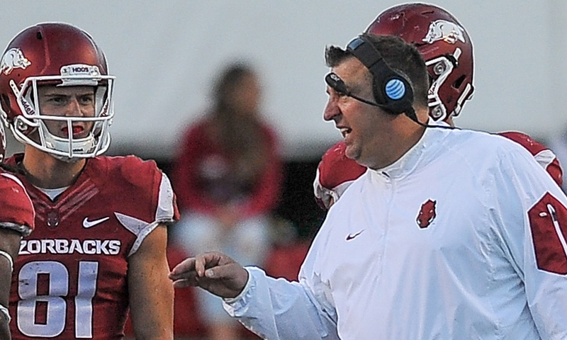 Hogs: Bielema excited with results of boring scrimmage; more notes