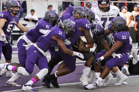 UCA upends FBS A-State 28-23