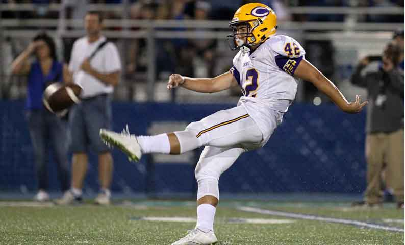Recruiting: banner year for in-state kickers
