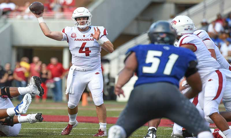 HOGS: QB Storey ready to start; more notes