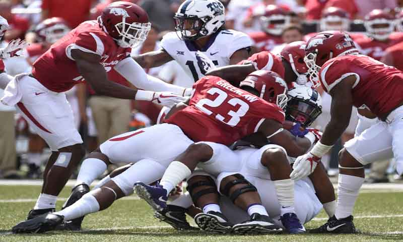 Hogs: turnovers fuel turnaround