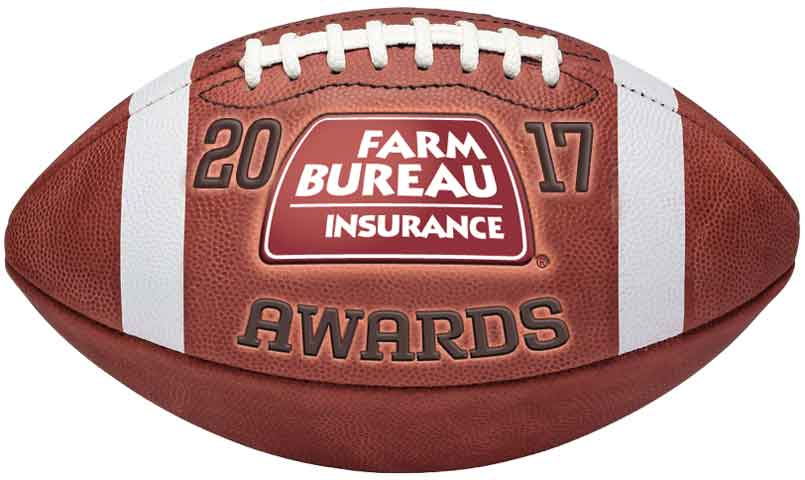 2017 Farm Bureau Insurance Awards winners