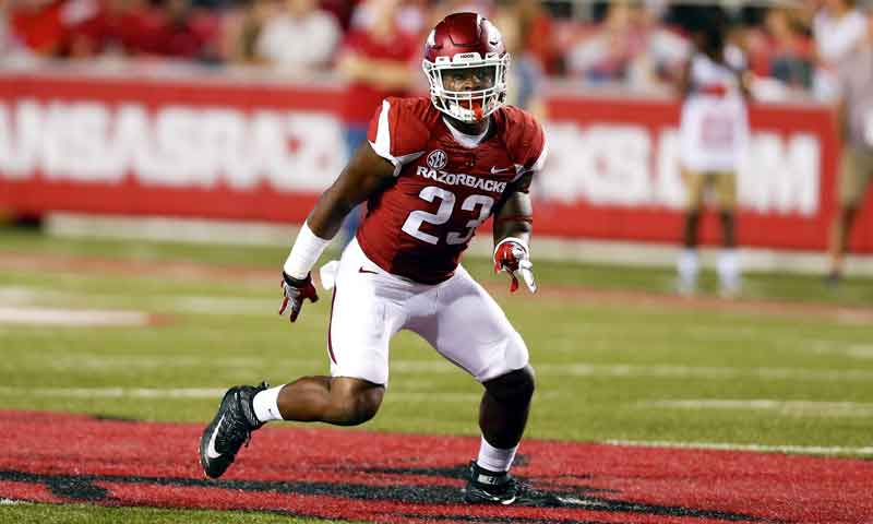 Hogs: Healthy 'backers quickly mesh; more notes