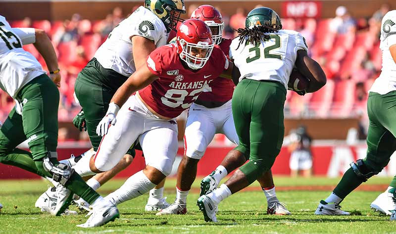 HOGS: young defenders shine; notes