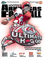 2005 Hooten's Arkansas Football Magazine