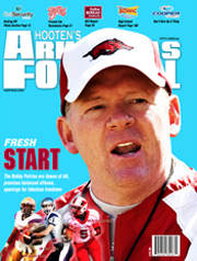 2008 Hooten's Arkansas Football Magazine