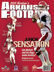 2010 Hooten's Arkansas Football Magazine