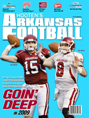 2009 Hooten's Arkansas Football Magazine
